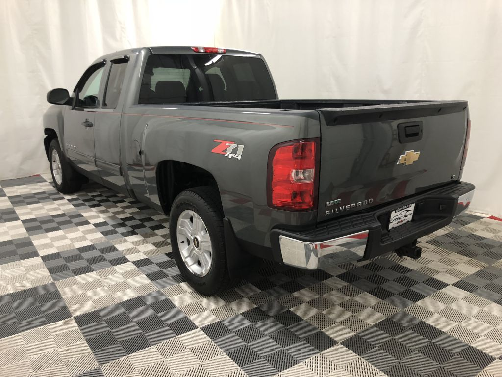 2011 CHEVROLET SILVERADO 1500 LT for sale at Cherry Auto Group
