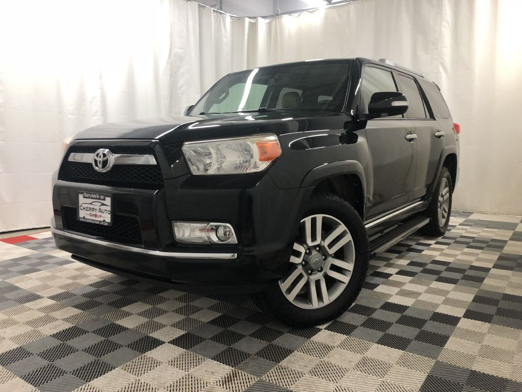 2010 TOYOTA 4RUNNER LIMITED SR5