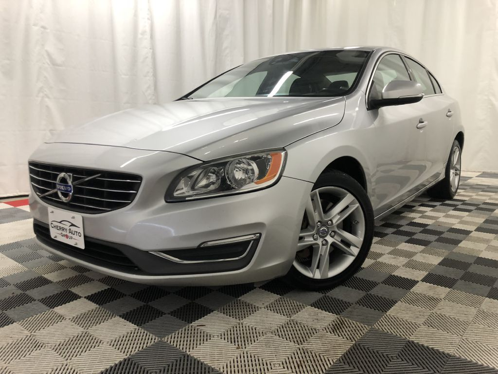 2015 VOLVO S60 PREMIER for sale at Cherry Auto Group