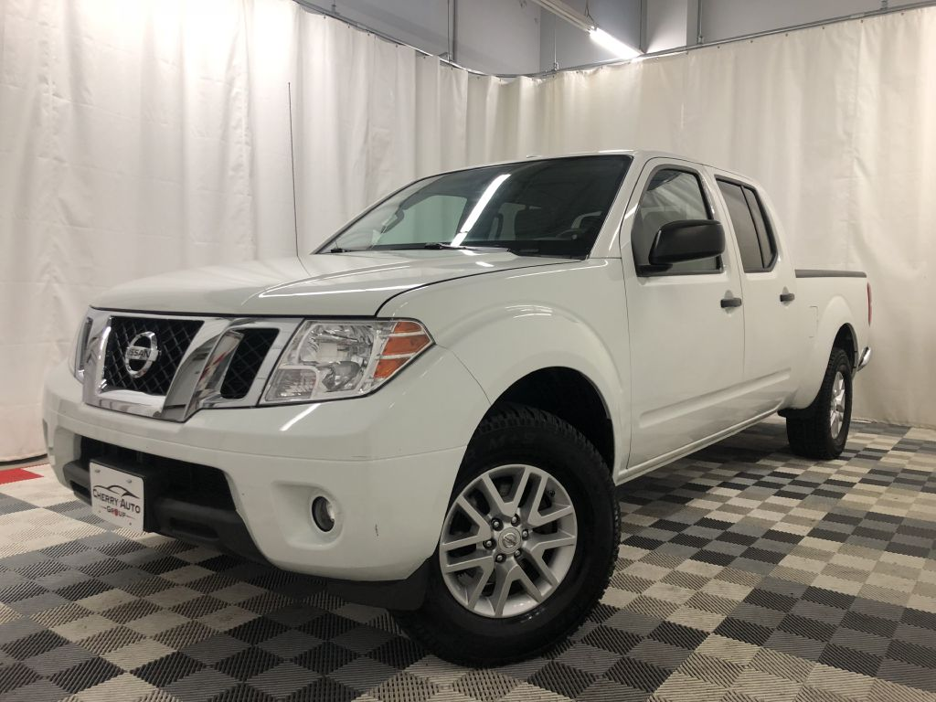 2015 NISSAN FRONTIER SV AWD SV for sale at Cherry Auto Group