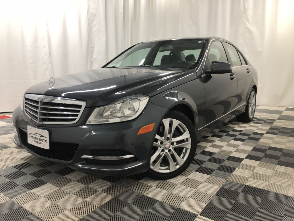 2013 MERCEDES-BENZ C-CLASS C300 4MATIC for sale at Cherry Auto Group