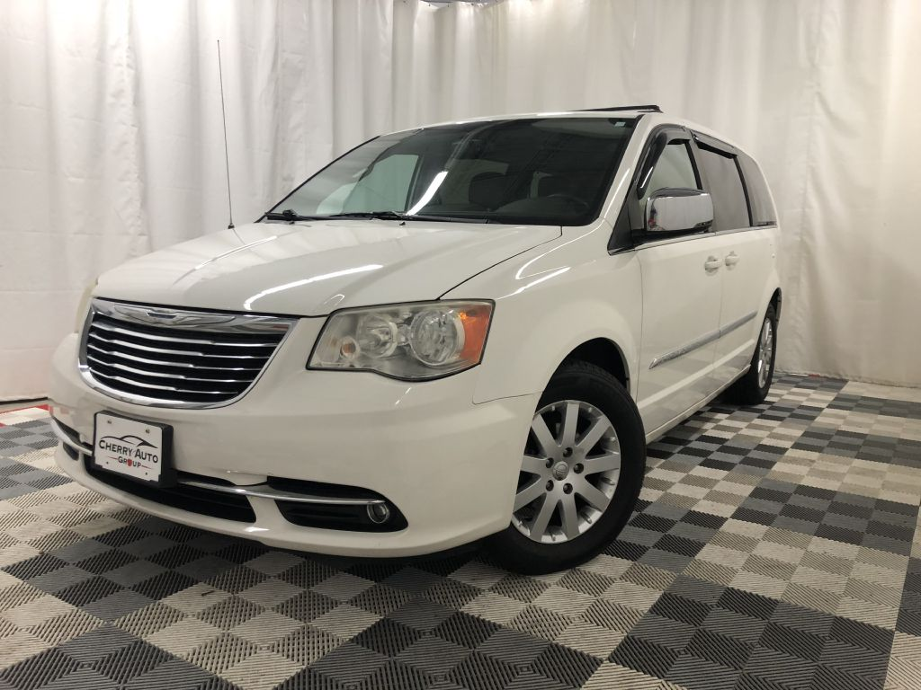 2011 CHRYSLER TOWN & COUNTRY TOURING L for sale at Cherry Auto Group