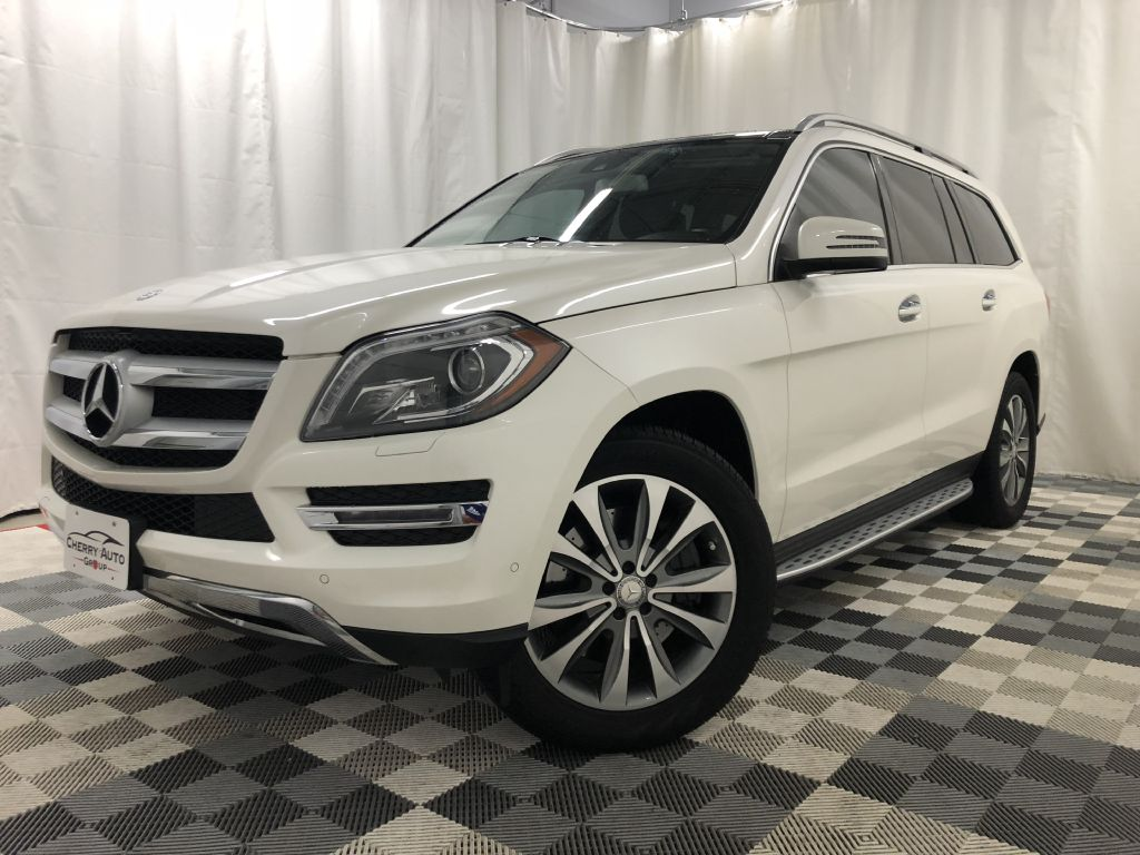 2013 MERCEDES-BENZ GL 450 4MATIC 450 for sale at Cherry Auto Group
