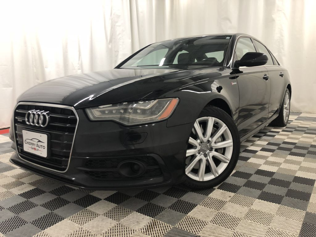 2012 AUDI A6 PRESTIGE S LINE *AWD* for sale at Cherry Auto Group