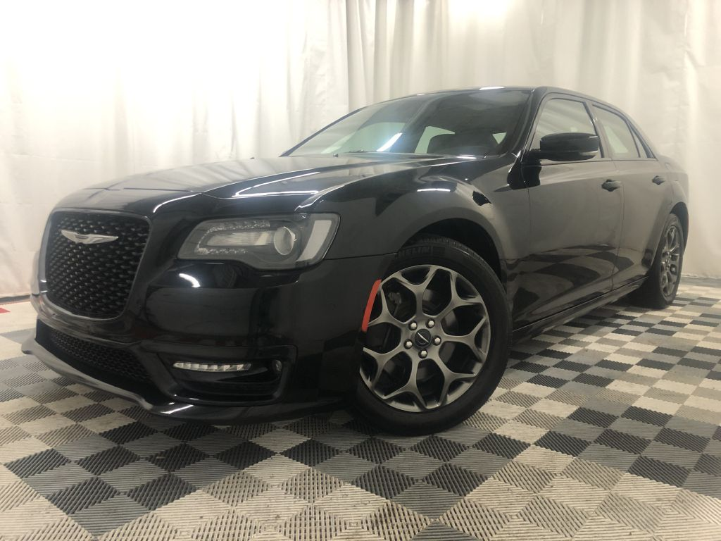 2017 CHRYSLER 300 S AWD S for sale at Cherry Auto Group