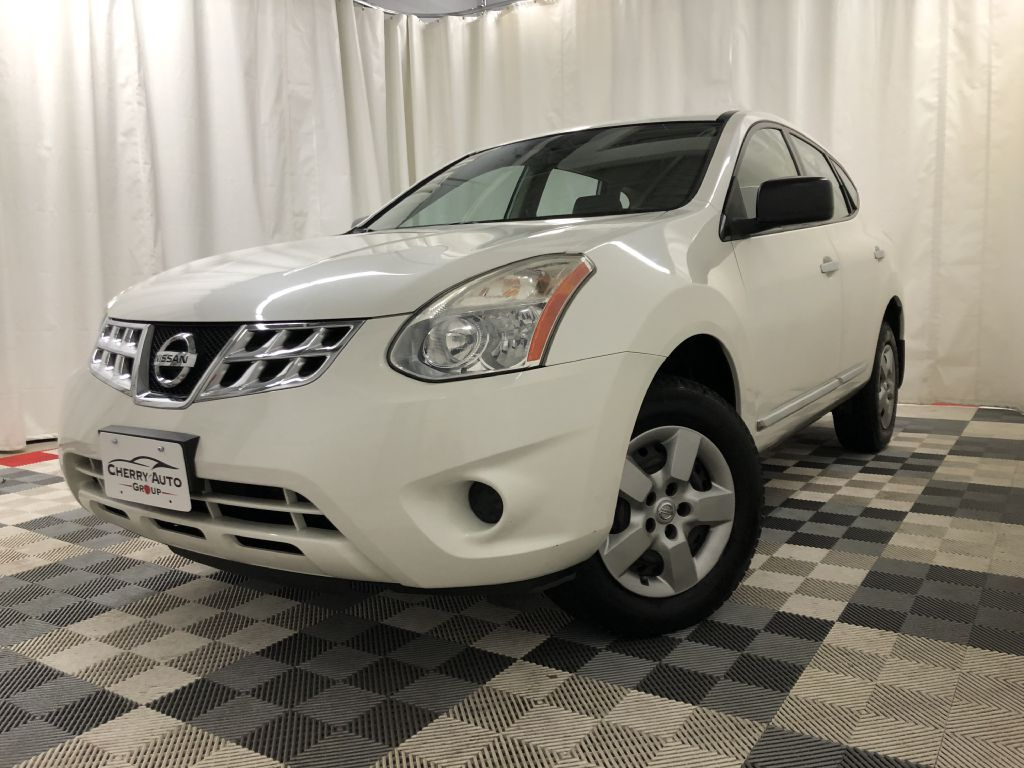 2011 NISSAN ROGUE AWD S for sale at Cherry Auto Group