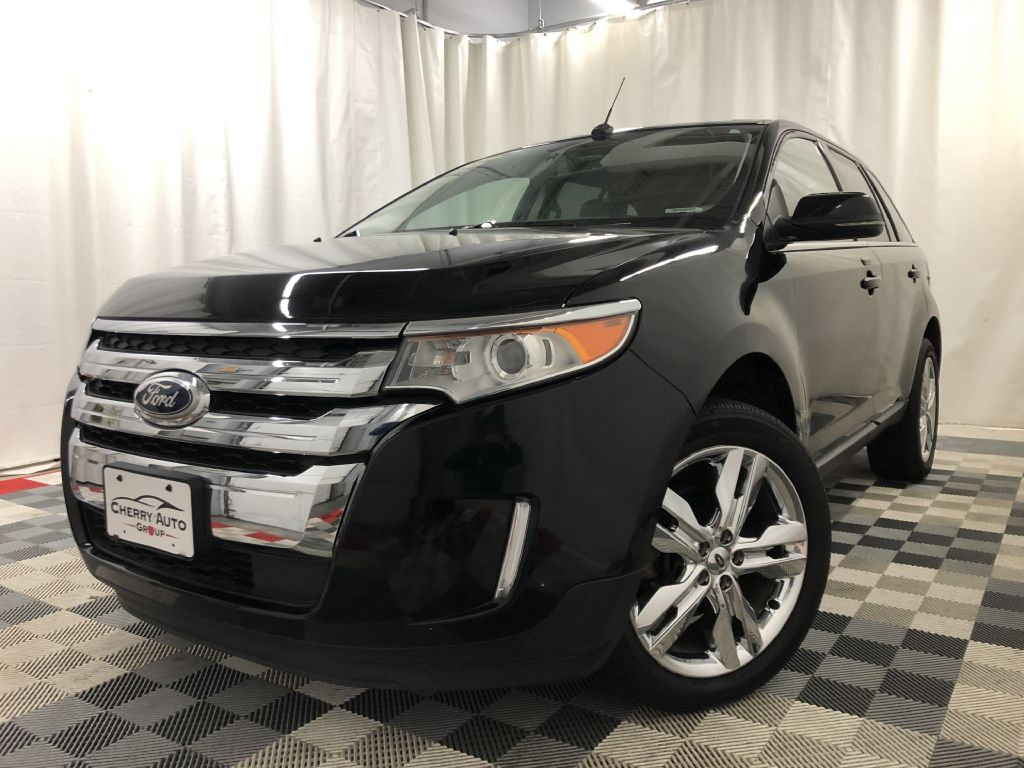 2012 FORD EDGE LIMITED *AWD* for sale at Cherry Auto Group