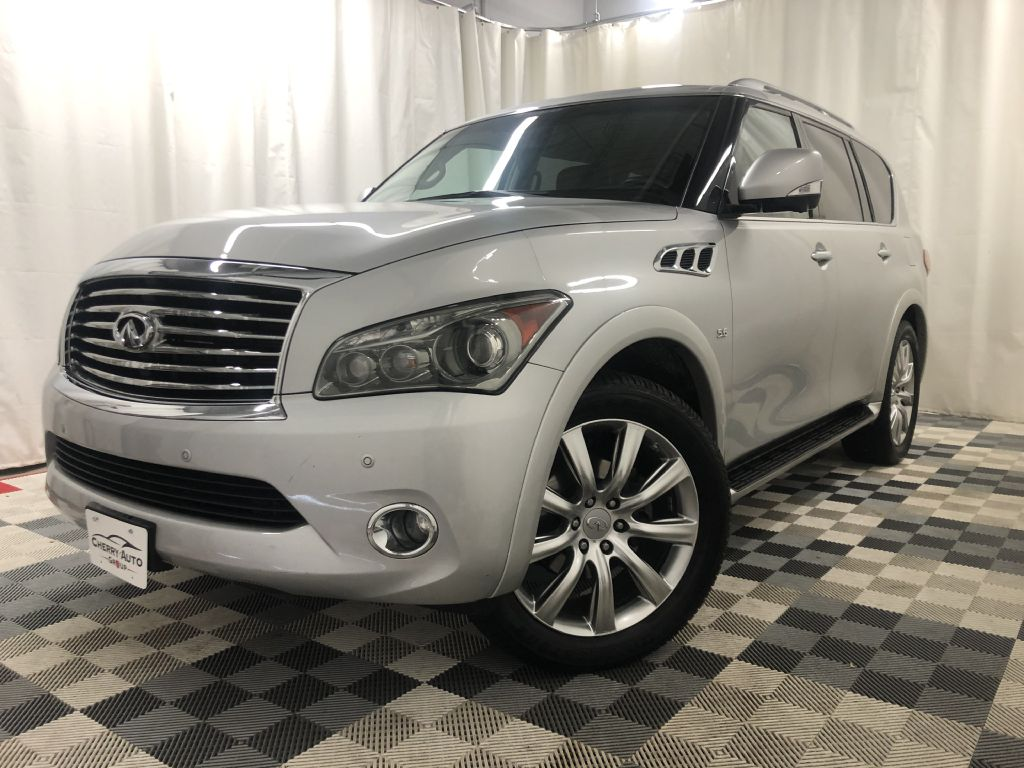 2014 INFINITI QX80 EXECUTIVE *AWD*