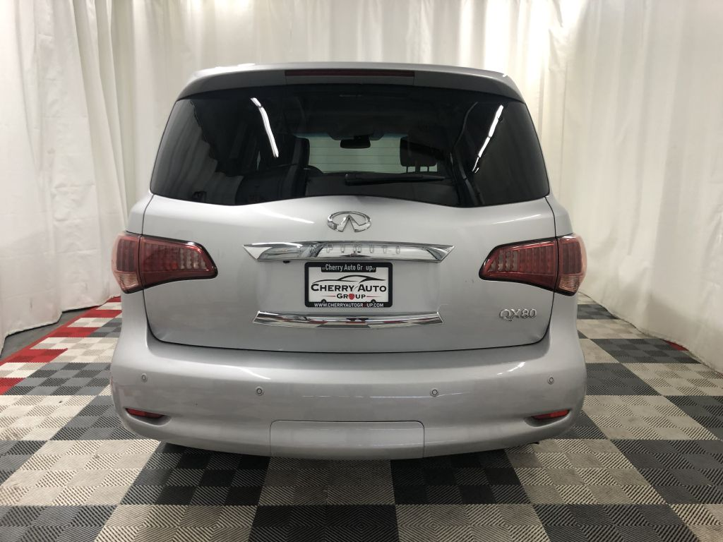 2014 INFINITI QX80 EXECUTIVE *AWD* for sale at Cherry Auto Group