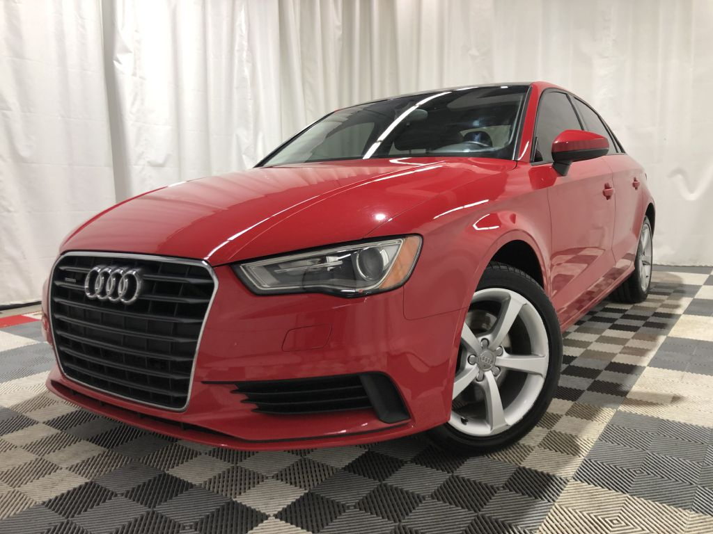 2015 AUDI A3 PREMIUM PLUS *AWD* for sale at Cherry Auto Group