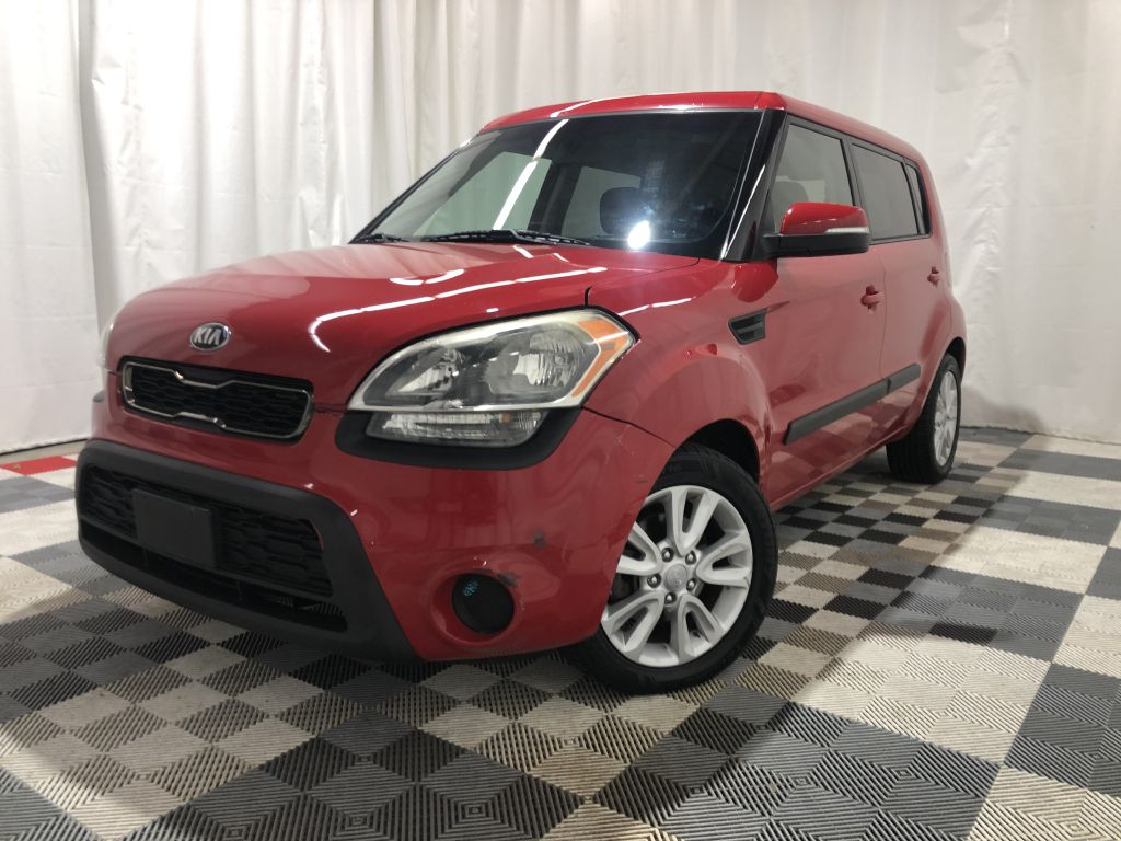 2013 KIA SOUL + for sale at Cherry Auto Group