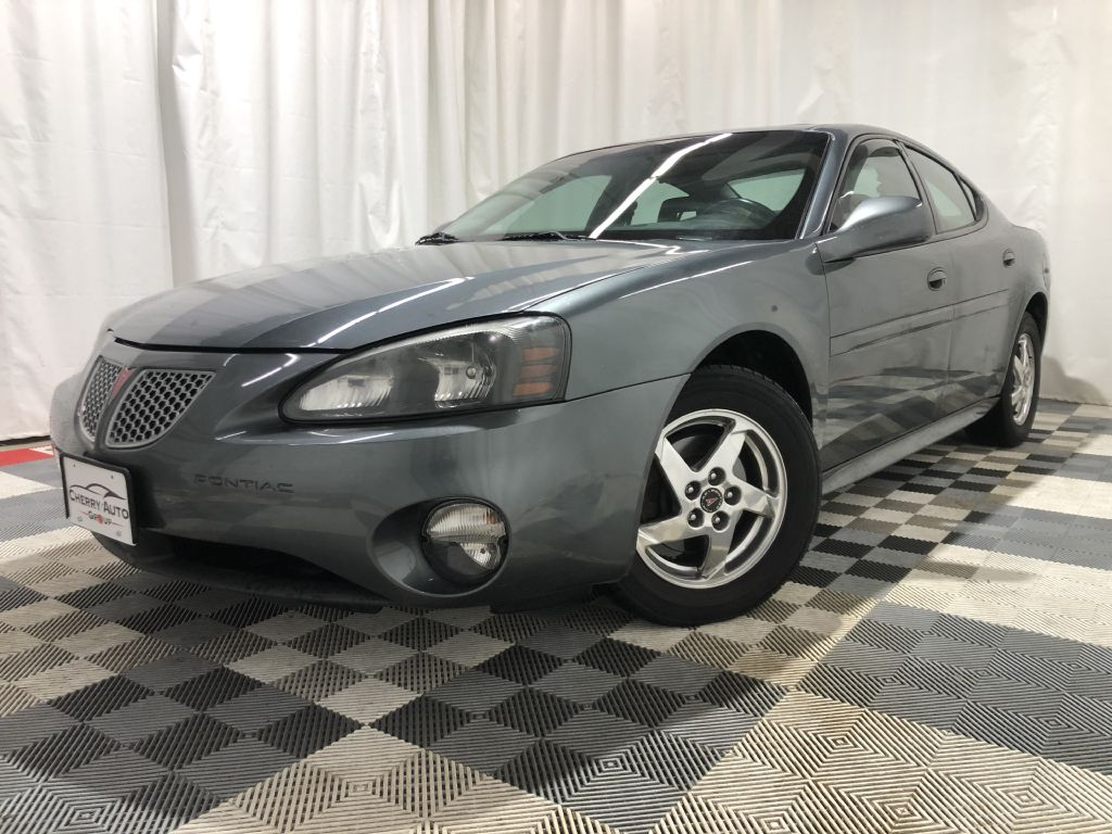 2004 PONTIAC GRAND PRIX GT2 for sale at Cherry Auto Group