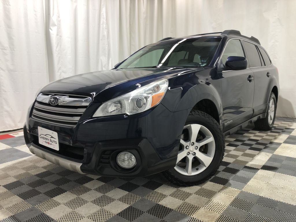 2014 SUBARU OUTBACK 2.5I LIMITED *AWD* for sale at Cherry Auto Group