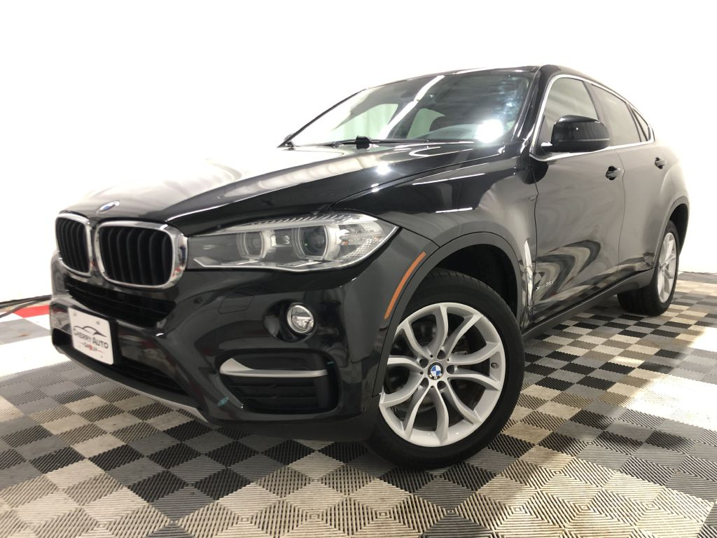 2016 BMW X6 XDRIVE35I *AWD* for sale at Cherry Auto Group