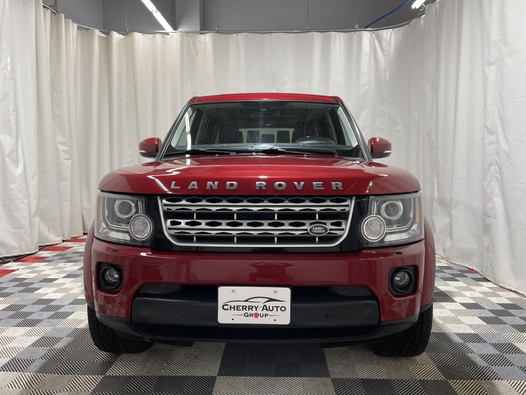 2014 LAND ROVER LR4 LUXURY HSE *4WD* for sale at Cherry Auto Group