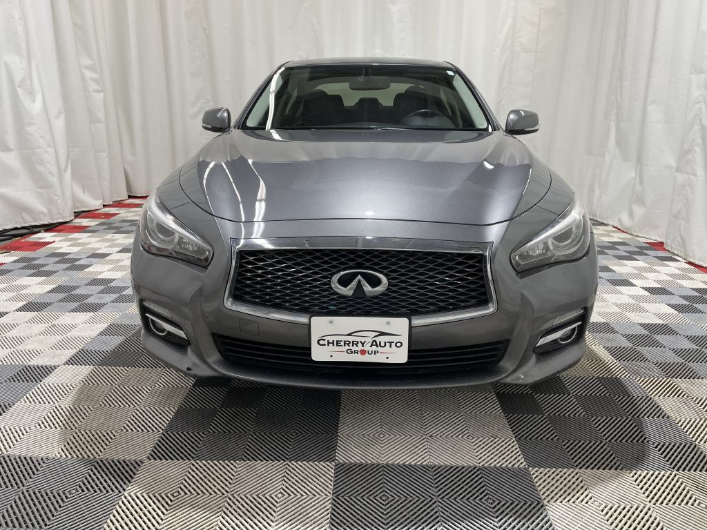 2014 INFINITI Q50 BASE *AWD* for sale at Cherry Auto Group