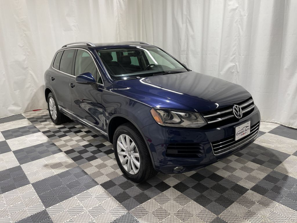 2012 VOLKSWAGEN TOUAREG SPORT V6 *AWD* for sale at Cherry Auto Group