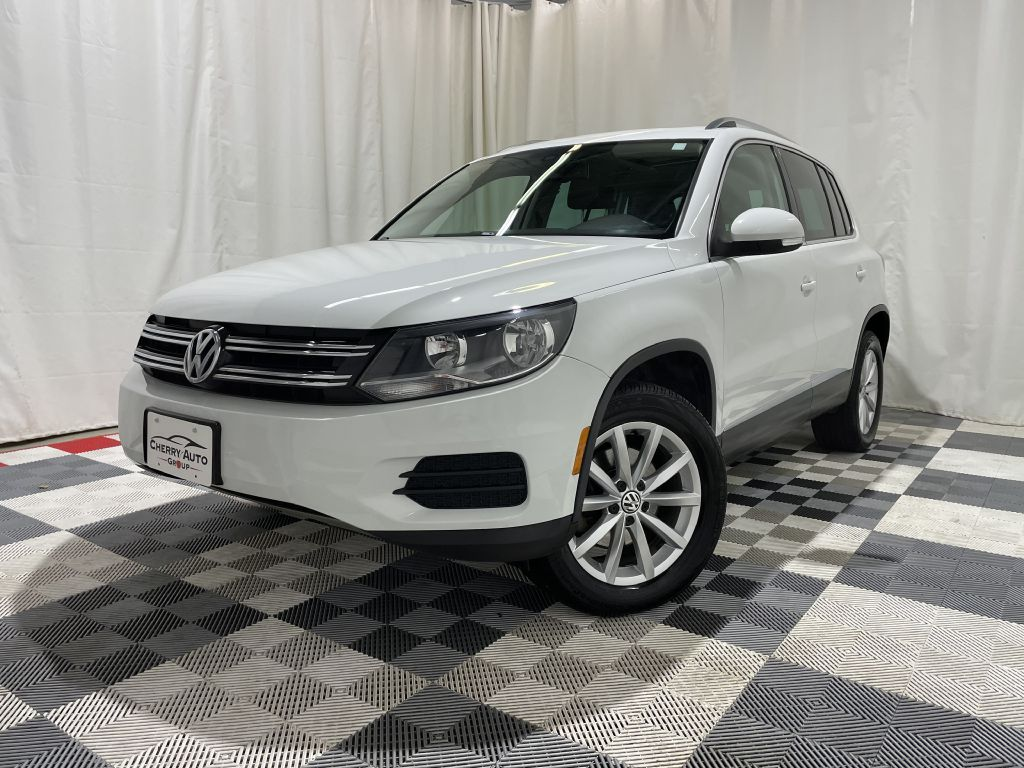 2017 VOLKSWAGEN TIGUAN WOLFSBURG *AWD* for sale at Cherry Auto Group