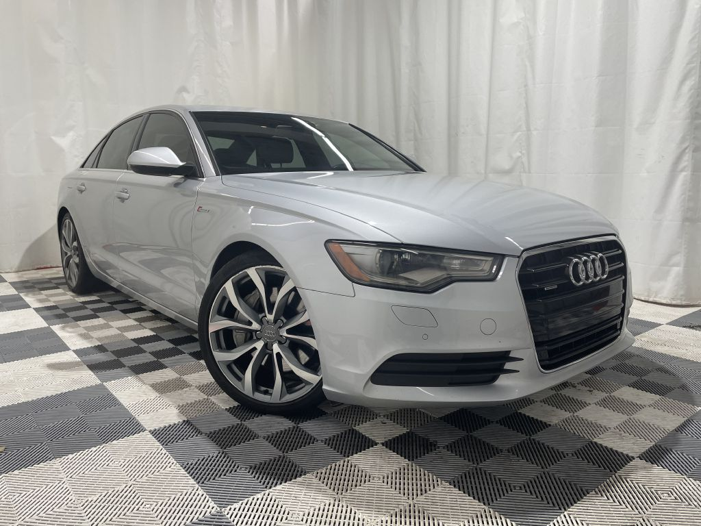 2014 AUDI A6 S LINE PREMIUM PLUS *AWD* for sale at Cherry Auto Group
