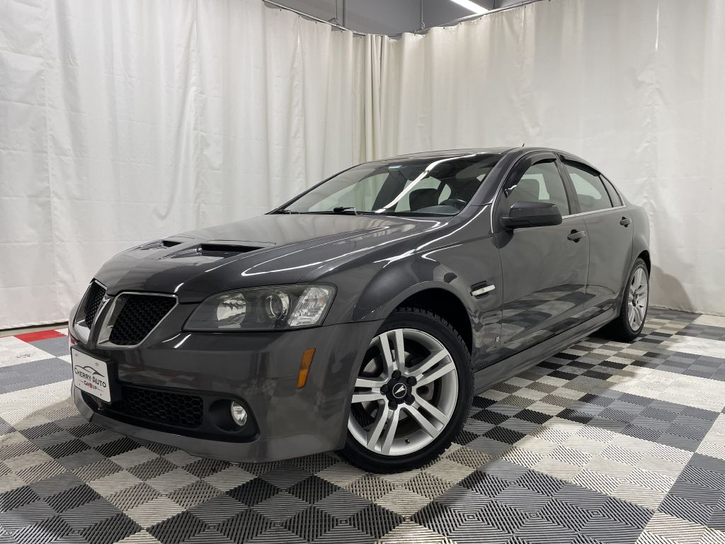 2009 PONTIAC G8  for sale at Cherry Auto Group