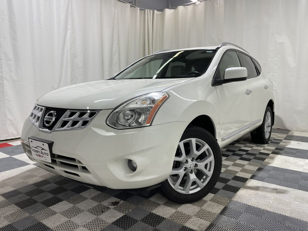 2011 NISSAN ROGUE S *AWD* for sale at Cherry Auto Group