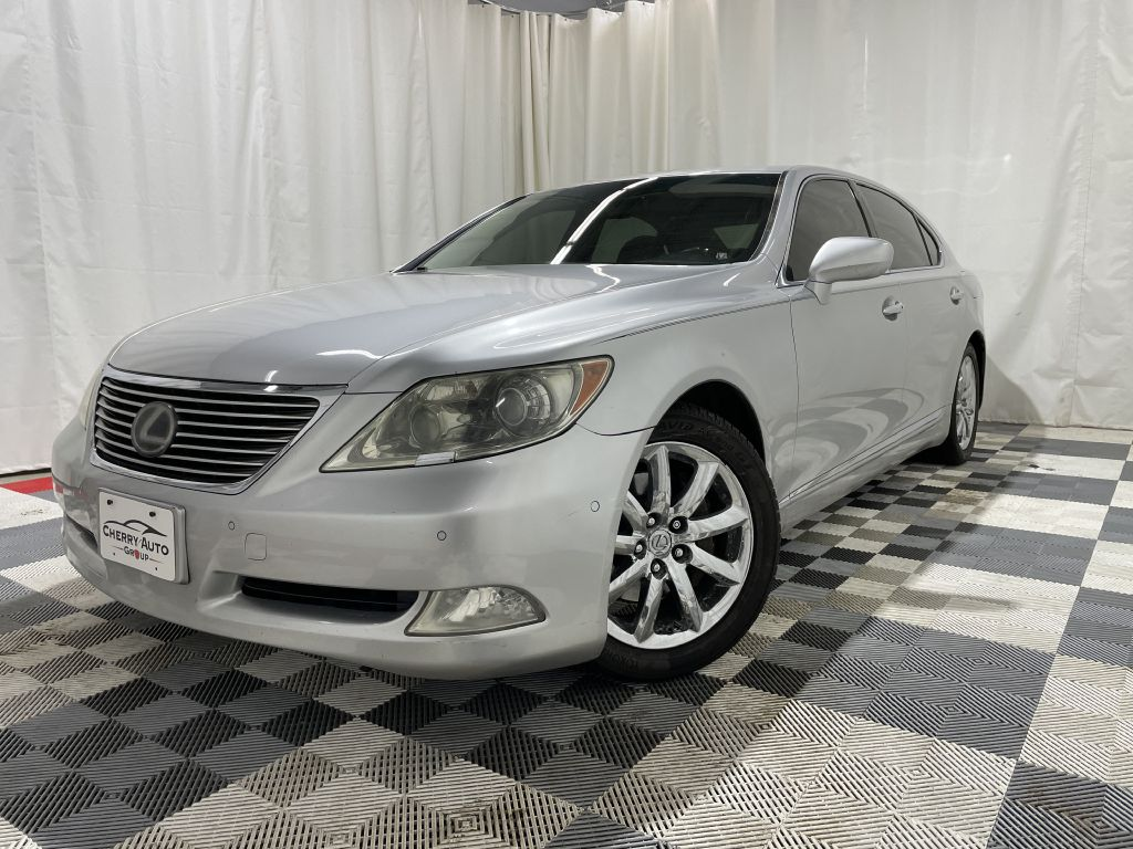 2007 LEXUS LS 460L EXECUTIVE for sale at Cherry Auto Group