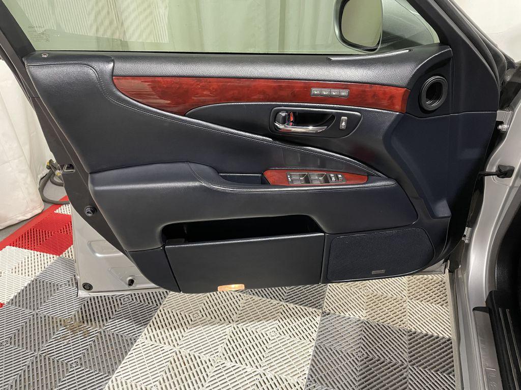 2007 LEXUS LS 460L EXECUTIVE for sale at Cherry Auto Group