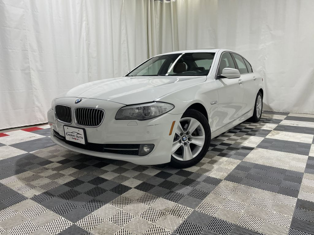 2013 BMW 528 XI *AWD* for sale at Cherry Auto Group