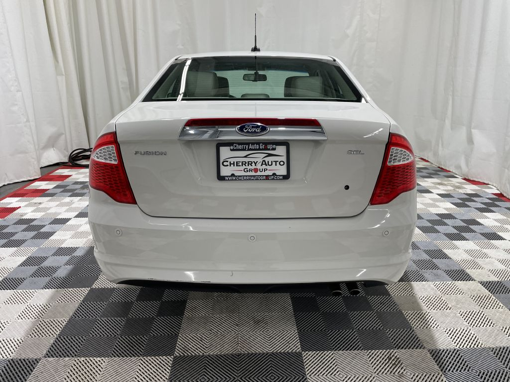 2011 FORD FUSION SEL for sale at Cherry Auto Group