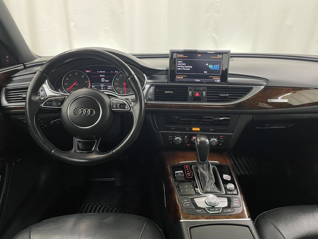 2016 AUDI A 6 PREMIUM PLUS *AWD* for sale at Cherry Auto Group