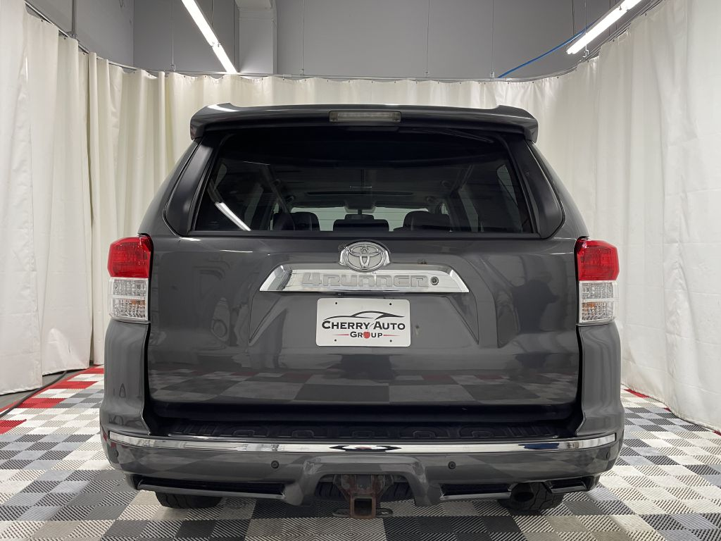 2010 TOYOTA 4RUNNER SR5 for sale at Cherry Auto Group