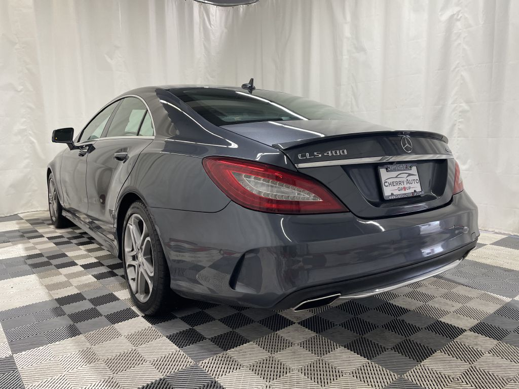 2015 MERCEDES-BENZ CLS 400 4MATIC *AWD* for sale at Cherry Auto Group