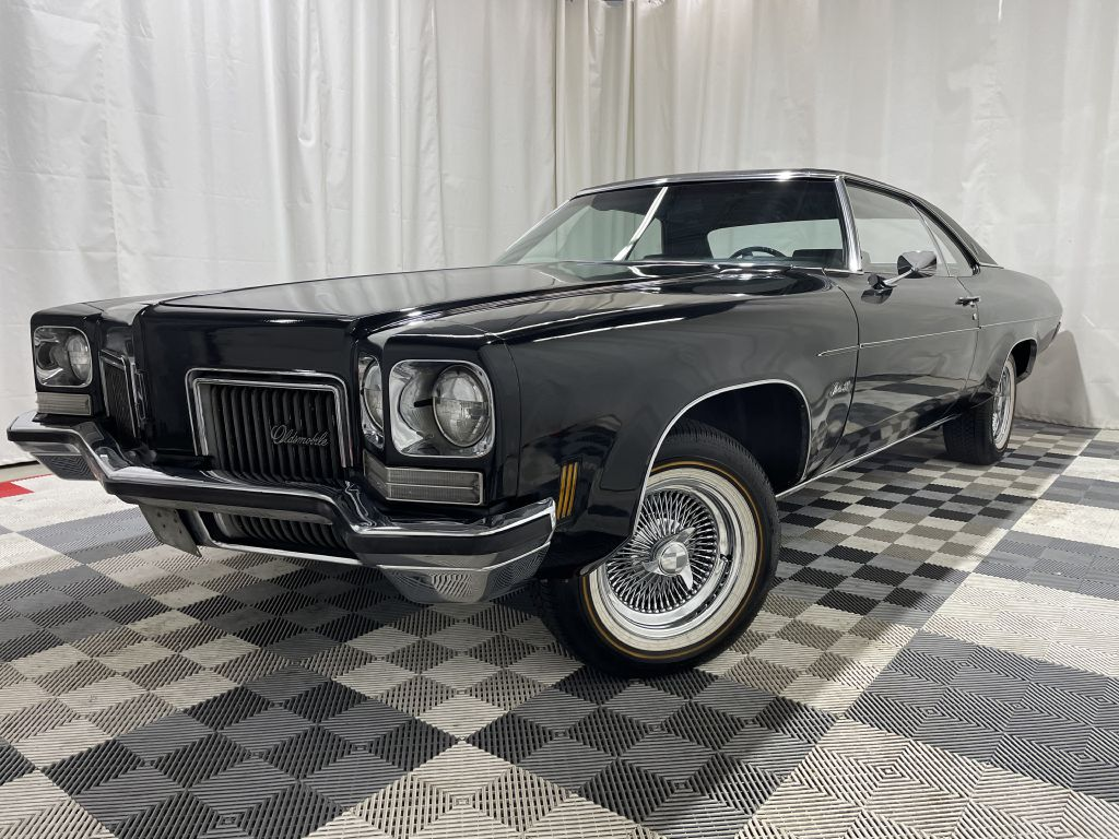 1972 OLDSMOBILE COUPE DELTA 88 for sale at Cherry Auto Group