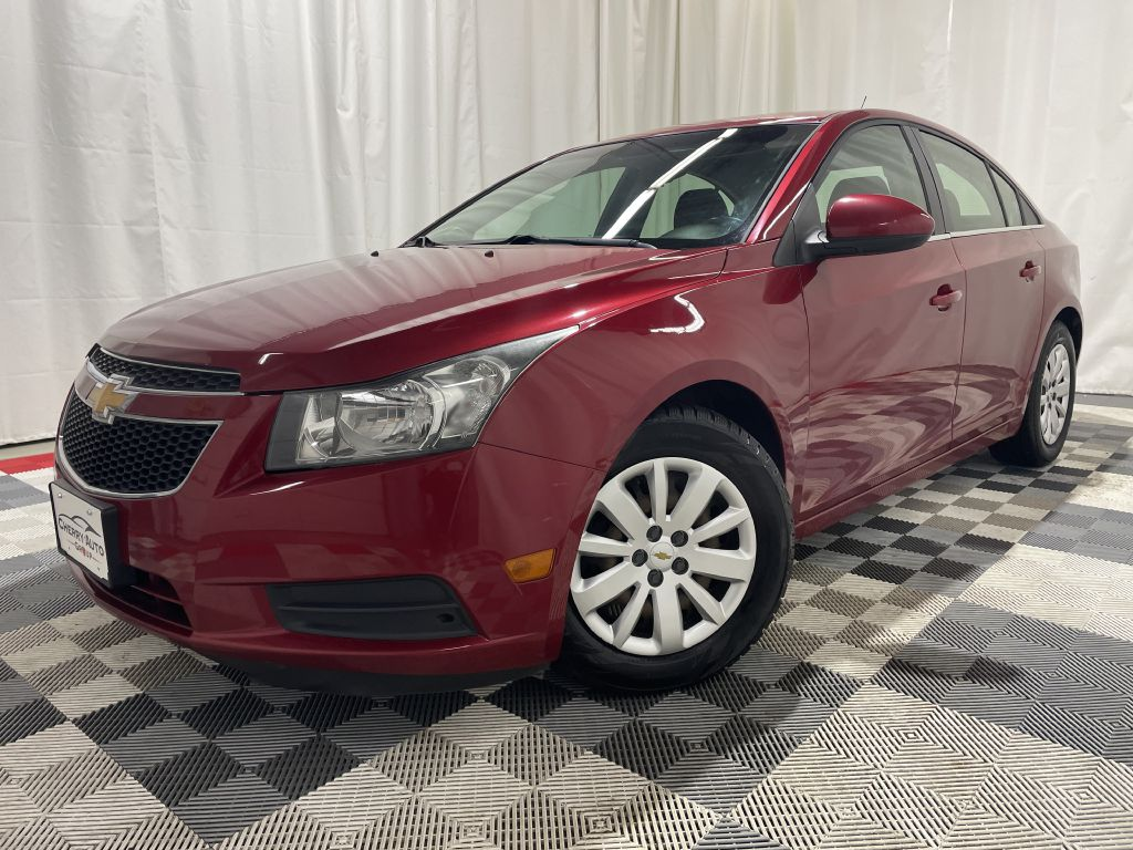 2011 CHEVROLET CRUZE LT for sale at Cherry Auto Group
