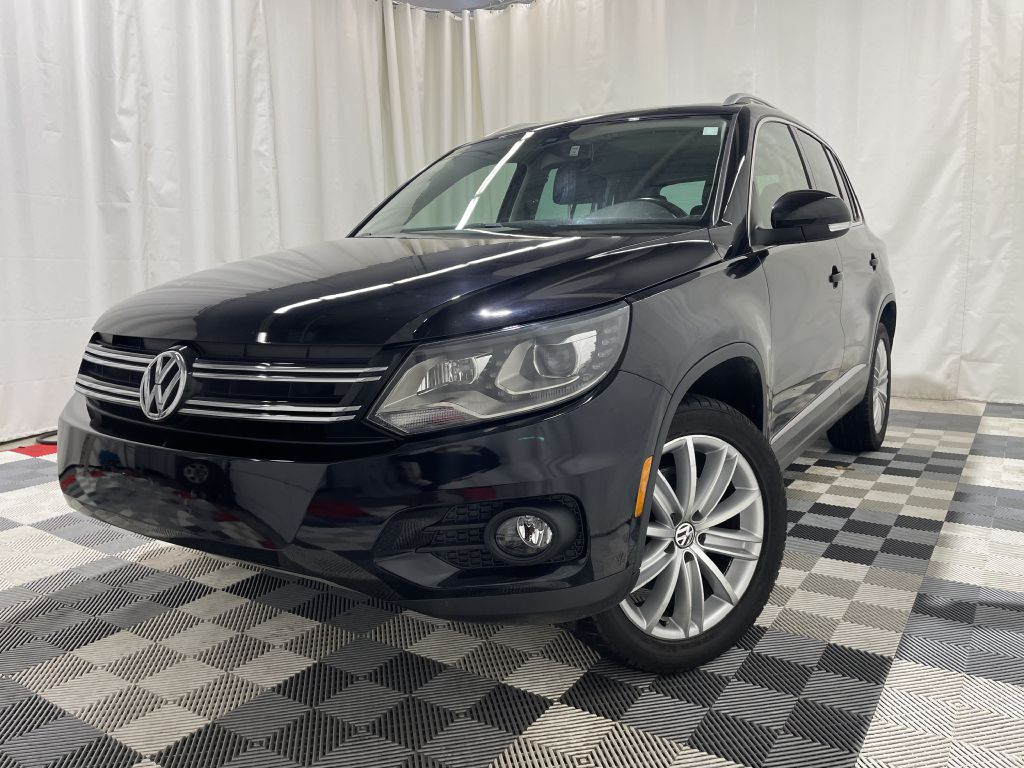 2016 VOLKSWAGEN TIGUAN SE 4MOTION *AWD* for sale at Cherry Auto Group