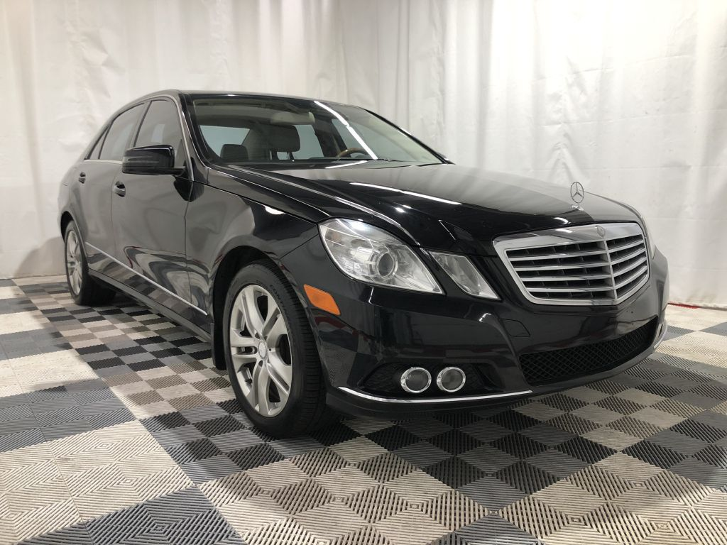 2010 MERCEDES-BENZ E-CLASS E350 4MATIC for sale at Cherry Auto Group