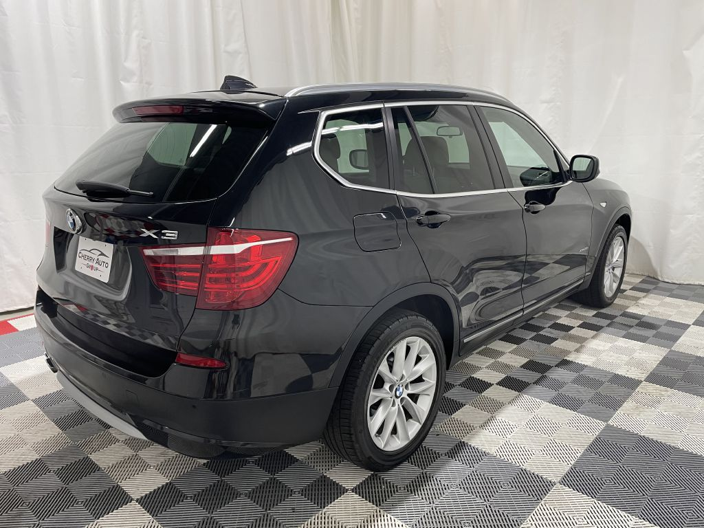 2014 BMW X3 XDRIVE28I *AWD* for sale at Cherry Auto Group