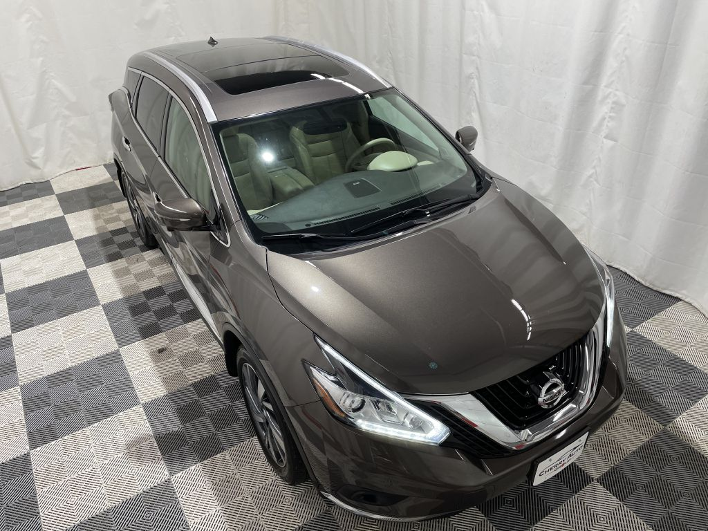 2015 NISSAN MURANO PLATINUM  *AWD* for sale at Cherry Auto Group