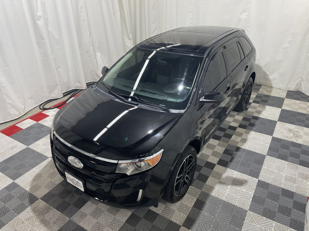2013 FORD EDGE SEL for sale at Cherry Auto Group