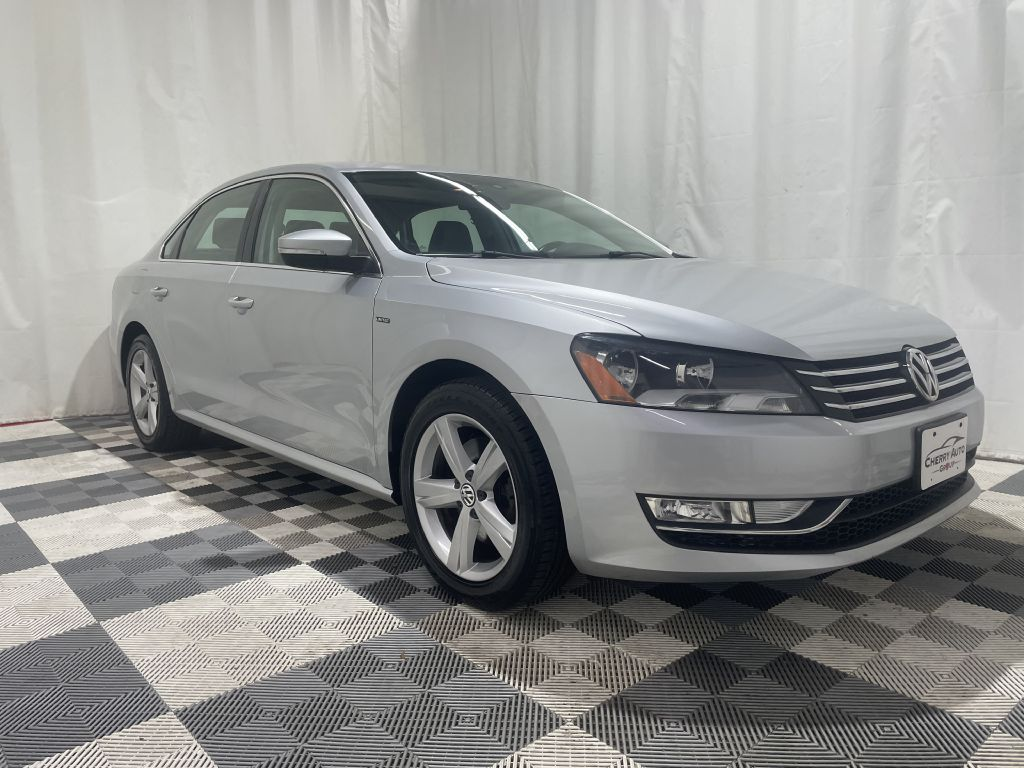 2015 VOLKSWAGEN PASSAT  LIMITED EDITION for sale at Cherry Auto Group