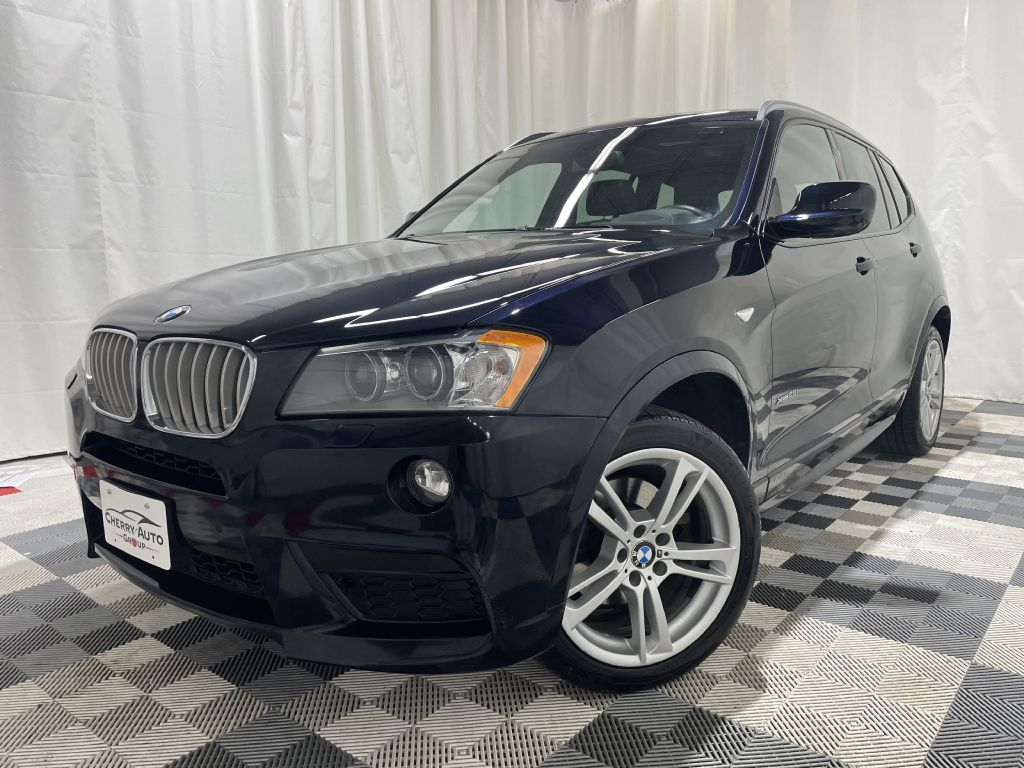 2014 BMW X3 XDRIVE28I *AWD*