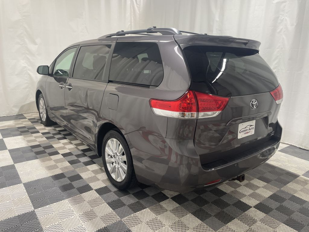2014 TOYOTA SIENNA XLE *AWD* for sale at Cherry Auto Group
