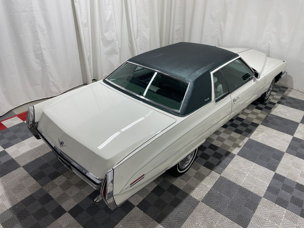 1972 CADILLAC  COUPE DEVILLE for sale at Cherry Auto Group