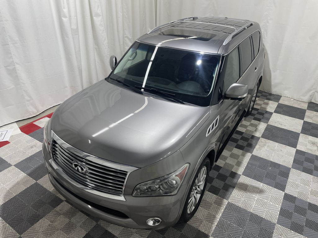 2012 INFINITI QX56 *AWD* for sale at Cherry Auto Group
