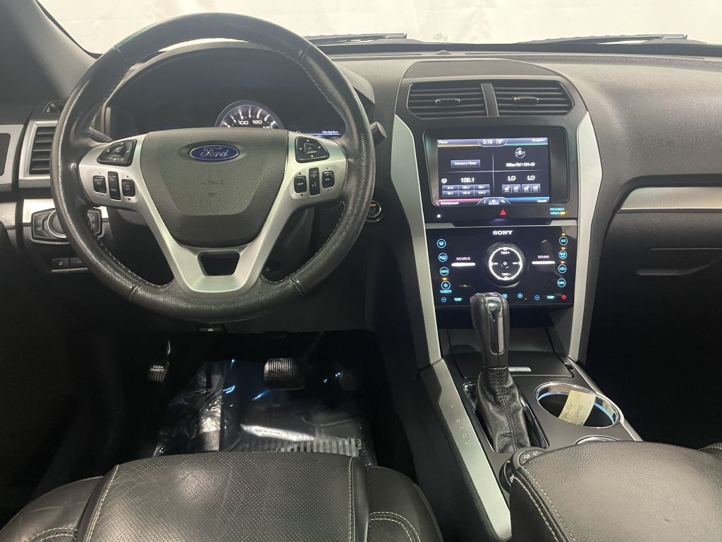 2014 FORD EXPLORER SPORT *4WD* for sale at Cherry Auto Group
