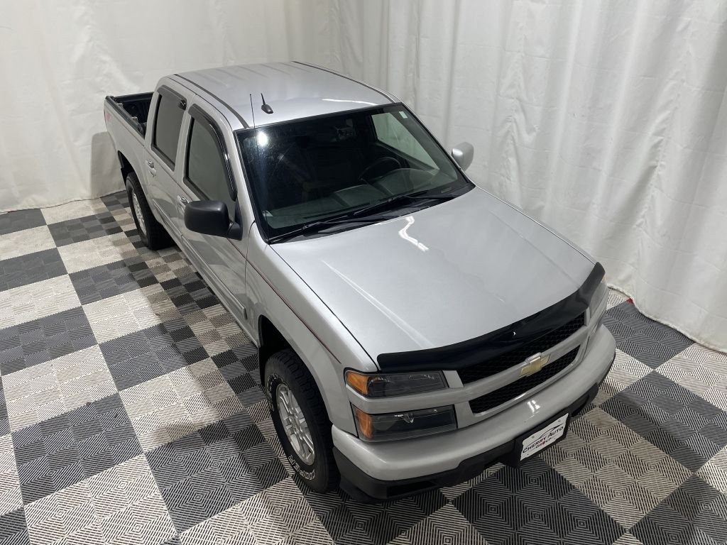 2012 CHEVROLET COLORADO LT *4WD* for sale at Cherry Auto Group