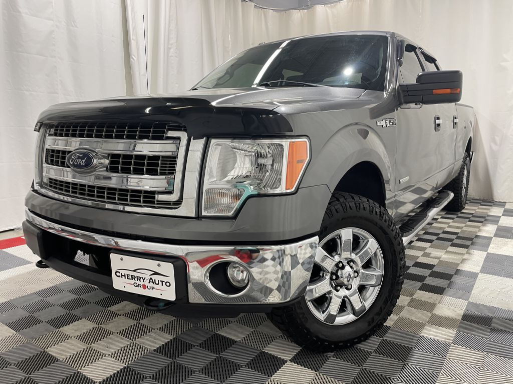2013 FORD F150 SUPERCREW *4WD*