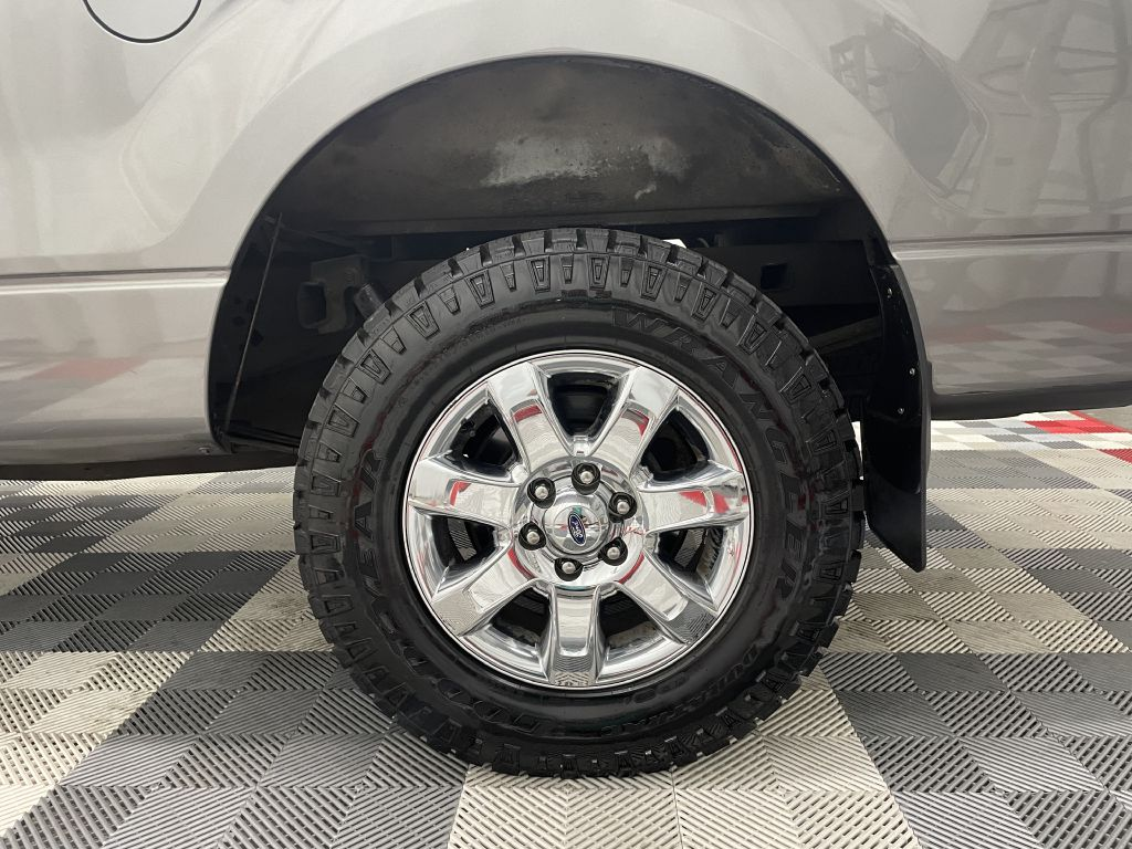 2013 FORD F150 SUPERCREW *4WD* for sale at Cherry Auto Group