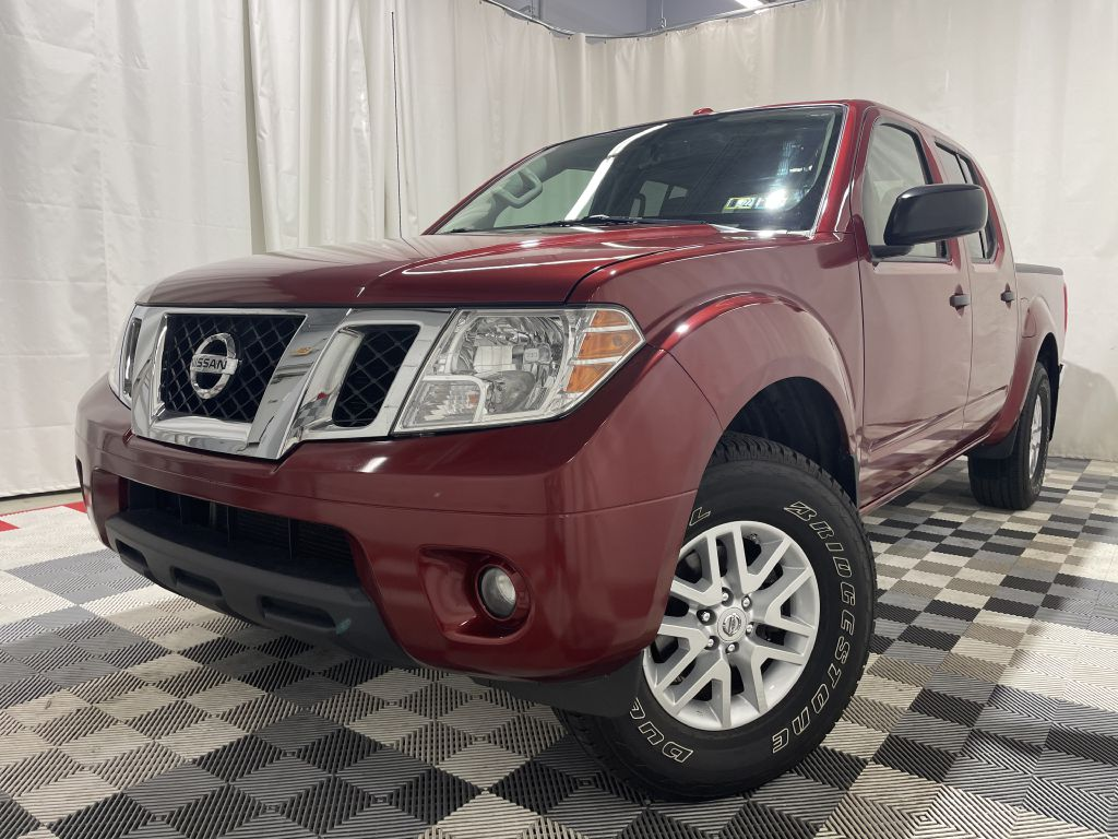 2018 NISSAN FRONTIER S *4WD* for sale at Cherry Auto Group