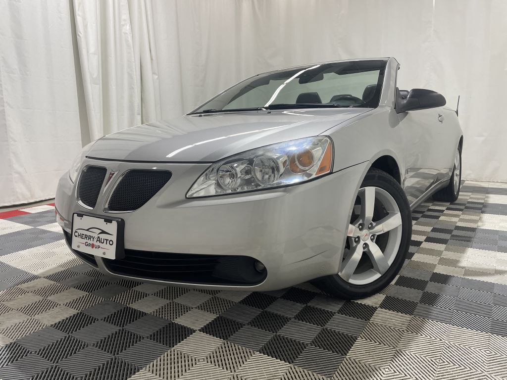 2007 PONTIAC G6 GT for sale at Cherry Auto Group